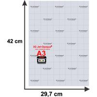 Transfer Paper 3G Opaque A3 USA | 3G DARK