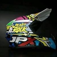 helm cross JPX Ready to rock