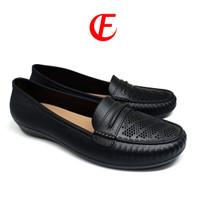 Sepatu Kerja Wanita - Sepatu Karet Wanita - Sepatu Formal FH