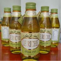 Minyak Zaitun / Zaytun Le Riche / Leriche olive oil DIJAMIN ORIGINAL