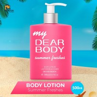 Dear Body Summer Freshes - Body Lotion 500ml