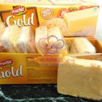 Keju Prochiz gold   Gold cheddar Prochiz 200gr