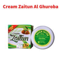 Nah Ini Dia : Cream Wajah Zaitun Al Ghuroba