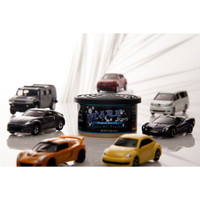'STARK ORGANIC' Parfum mobil aroma mobil baru