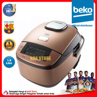 Beko Rice Cooker Magic Com 1.8 Liter RCM67023R