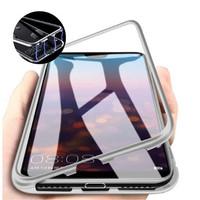 Oppo F7 - Luxury Magnetic Metal Case