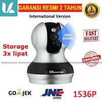 [GARANSI] VIMTAG VT-362 1536P Dome IP Camera Smart CCTV Wireless 3MP