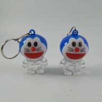 1 (SATU) PCS Gantungan Kunci Keychain Boneka Doraemon Bisa Menyala-216