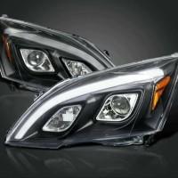 headlamp Honda CRV 2007 2008 2009 2010 2011 - projector