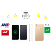oppo new a37 ram 2gb internal 16gb black gold - Kuning