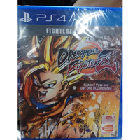 Ps4 Dragon Ball Fighter Z Deluxe Edition