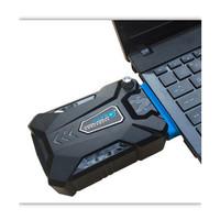 Pendingin/Cooling Taffware ICE FAN 3 Universal Laptop Vacuum Cooler