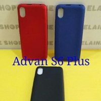 Soft Case Advan S6 Plus Jelly case Glossy Softshell