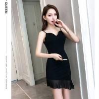 Kaos wanita Korea Dress/Mini Dress 288 Baju wanita