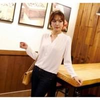 Kaos wanita Korea Blouse 201 Baju wanita