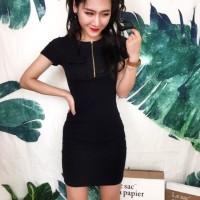 Kaos wanita Korea Dress/Mini Dress 140 Baju wanita