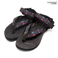 sandal Eiger lightspeed clipbar motif batik