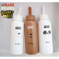 Japan Quality Miniso - Botol Minum We Bare Bears Water Bottle