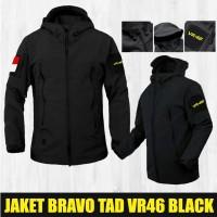 JAKET BRAVO TAD TACTICAL VR46 BLACK
