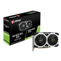 VGA MSI GeForce GTX 1660 VENTUS XS 6G OC