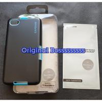 Capdase VIKA BlackBerry Z30 Black Blue Free Screen Guard