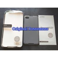 Capdase Xpose Soft Jacket BlackBerry Z30 Gray Free Screen Guard