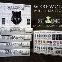 Werewolf Game Card White Edition