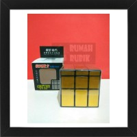 Jual Rubik Mirror QIYI GOLD Speedcube