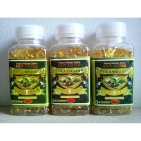 minyak zaitun/ Kapsul Minyak Zaitun Ektra Virgin Gholiban isi 120
