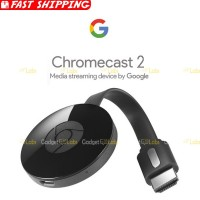 PERANGKAT ELEKTRONIK / HDMI Dongle Google Chromecast 2 Mirror Cast