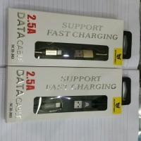 KABEL DATA / CHARGER IPHONE SCH-303