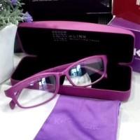 Hot Promo ! Kacamata Terapi K-Ion Nano Ungu, Merah, Biru