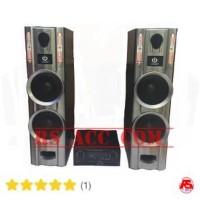Paket Sounds Home Theater / Karaoke Crimson 4 Twitt Builds Speake