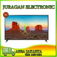 TV LED UHD LG 55UK6300 SMART 4K 55 Inch - Hitam