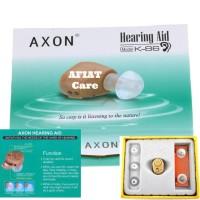 Alat Bantu Dengar K86 Ite On Off Hearing Aid Axon