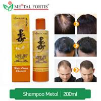 METAL FORTIS Original Pembersih Rambut XX-MF SHAMPOO METAL 200ML Hair