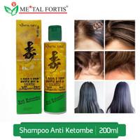 Metal Fortis Pembersih Rambut XX-MF SHAMPOO ANTI KETOMBE 200ML Extra S