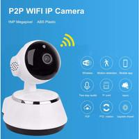 Smart Camera Wifi 2MP Wireless Mini IP CCTV Phone Audio