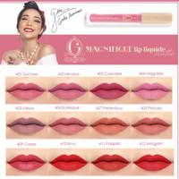 Madame GIE Magnifique Lip Cream Liquide Matte BPOM Original