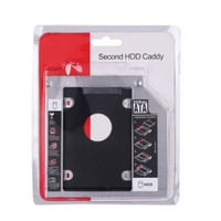 SSD HDD Caddy Slim 12.7mm SATA DVD Slot Hardisk aluminium