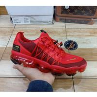 Sepatu Nike Air VaporMax Run Utility CNY University Red Metallic Gold