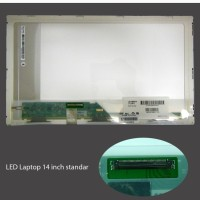 Layar LCD LED Laptop Asus K43 K43E K43U K43S K43SD K43SJ K43TA