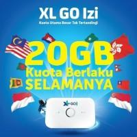 Modem Mifi Wifi Huawei 5573 Unlock Free XL GO IZI GRATIS 20GB ORIGINAL