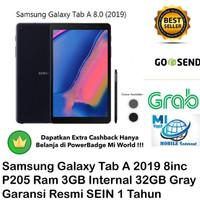 "Samsung Galaxy Tab A8""/8inch/8.0 2019 S PEN P205-GARANSI-RESMI-BLACK"