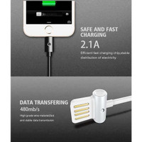 Kabel Data Remax Cable Waist Drum RC082i Fast Charger Lightning iphone