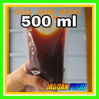 GULA AREN CAIR ORGANIK 500ML bukan gula merah atau gula kelapa