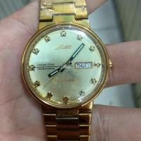 jam tangan mido automatic kondisi mulus normal tidak ada kendala