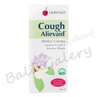 Cough Alievaid - Obat Batuk Herbal 120ml - Halal, Tanpa Rasa Ngantuk