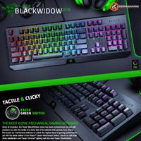 Razer BlackWidow 2019 Chroma RGB Mechanical Gaming Keyboard