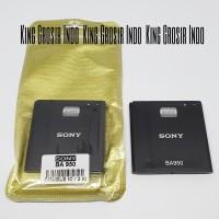 Baterai Sony Xperia BA950 ZR C5503 C5502 M36H Original OEM Batt BA 950